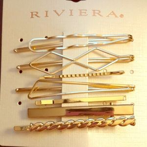 Riviera hair clips